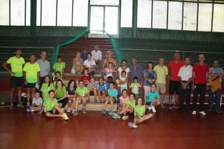 Inicio de la Escuela de Atletismo de Menores curso 2014-2015