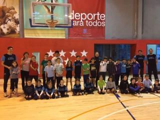 Finalizan las II Jornadas Navideñas para Menores
