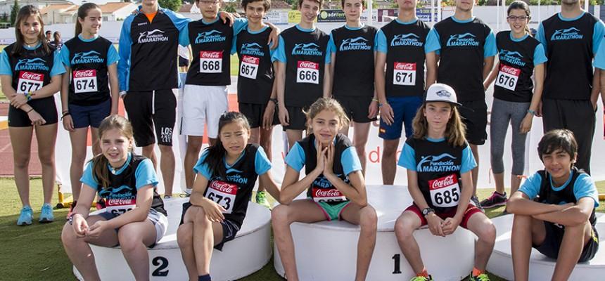 FINAL AUTONÓMICA de Atletismo en Arganda del Rey 12/6/2016
