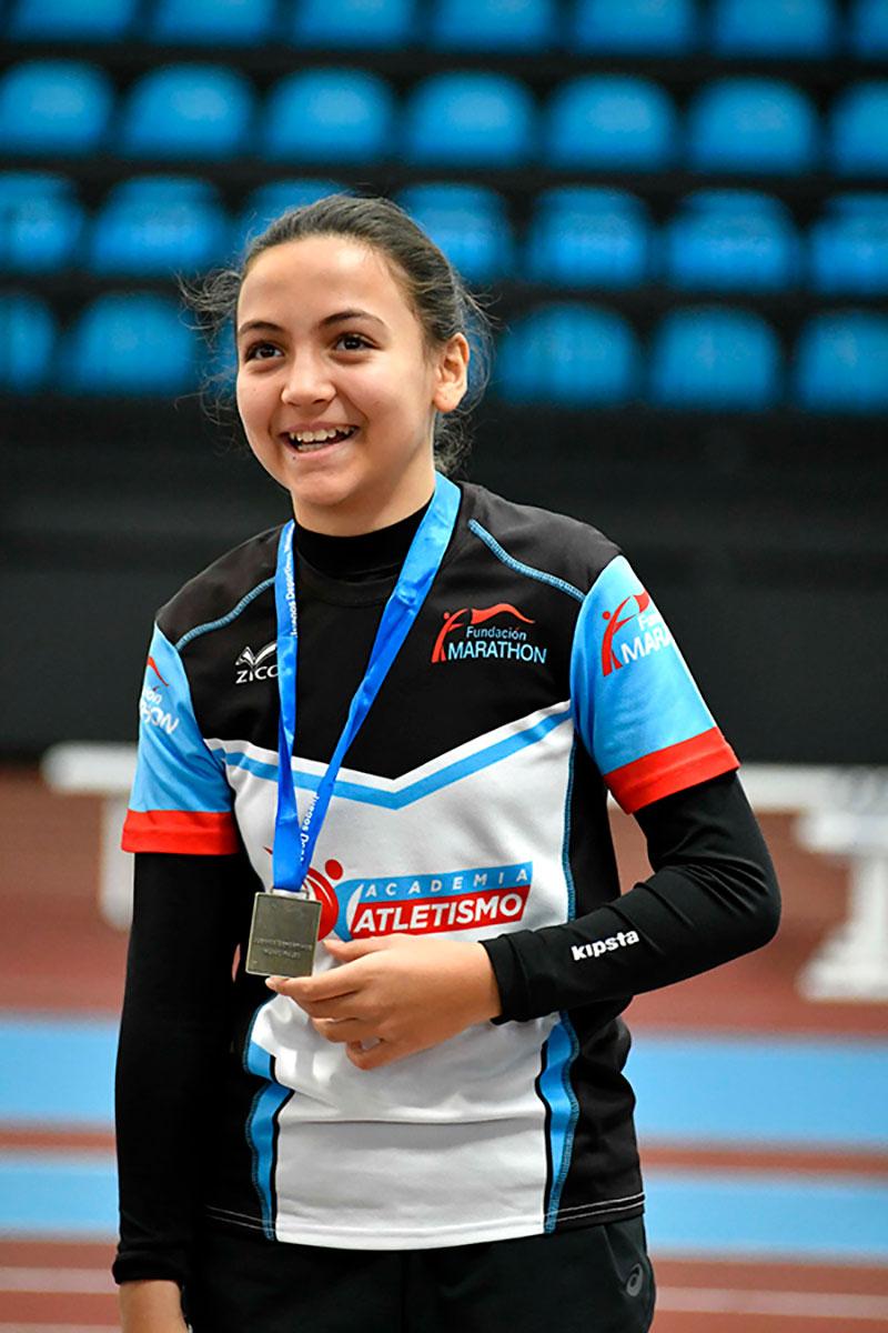 Julia-Ceregido-medalla