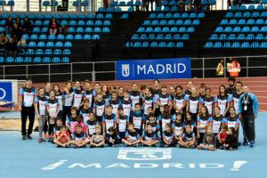 Escuela Atletismo Madrid. Cuatro Caminos , Chamberí y Tetuán